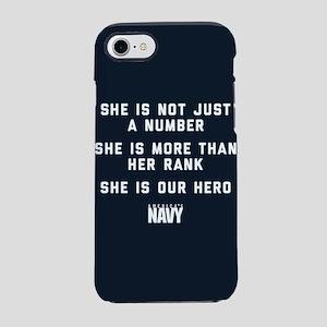 U.S. Navy Hero iPhone 8/7 Tough Case