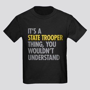 State Trooper Thing T-Shirt