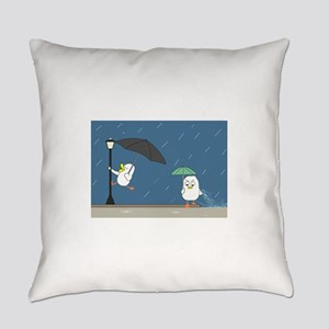 Singing in the Rain Everyday Pillow