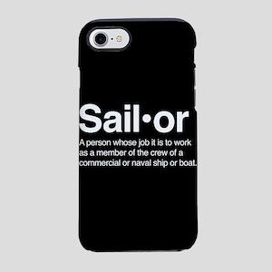 U.S. Navy Sailor iPhone 8/7 Tough Case