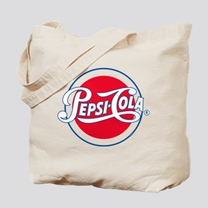 Pepsi Varsity Cola Round Tote Bag