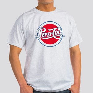 Pepsi Varsity Cola Round Light T-Shirt