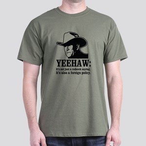 yeehaw Dark T-Shirt