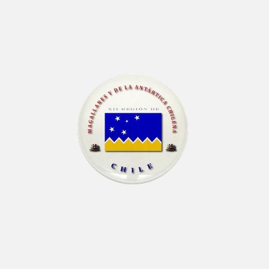 XII Region Mini Button
