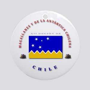 XII Region Ornament (Round)