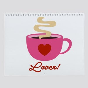 Funny Coffee Sayings Wall Calendar