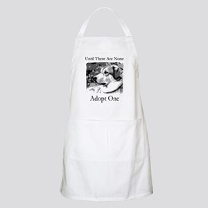 Until There Are None...Adopt BBQ Apron