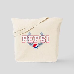 Pepsi Varsity Wreath Tote Bag