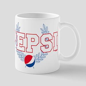 Pepsi Varsity Wreath 11 oz Ceramic Mug