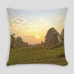 Good Morning Sunrise Everyday Pillow