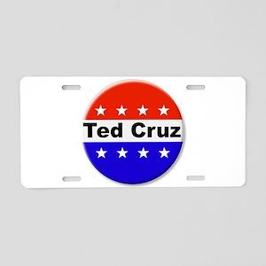 Vote Ted Cruz Aluminum License Plate