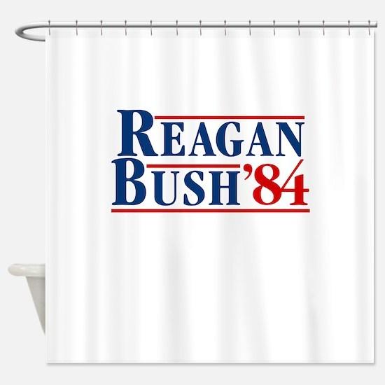 Unique Vote Shower Curtain