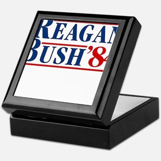 Cute Reagan Keepsake Box