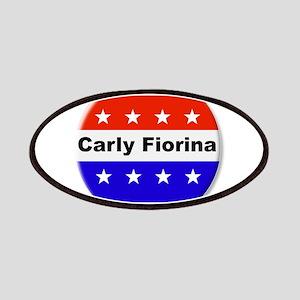 Vote Carly Fiorina Patch
