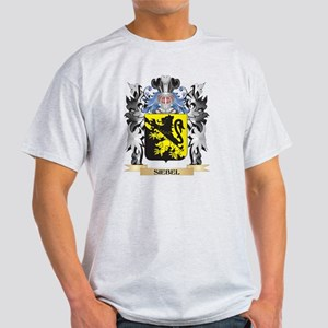 Siebel Coat of Arms - Family Crest T-Shirt
