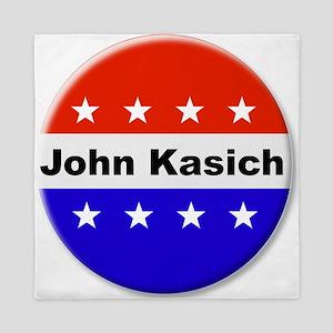 Vote John Kasich Queen Duvet
