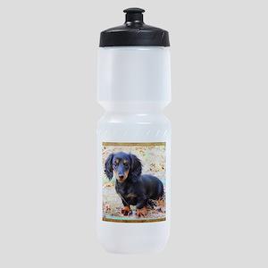 Puppy Love Doxie Sports Bottle