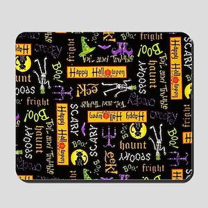 Happy Halloween III Mousepad