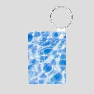 Dappled Water Keychains
