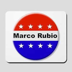 Vote Marco Rubio Mousepad