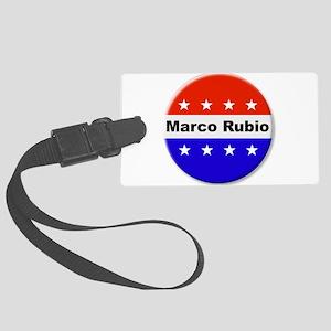 Vote Marco Rubio Luggage Tag