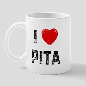 I * Pita Mug