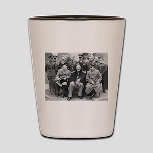 The Big Three Shot Glass
