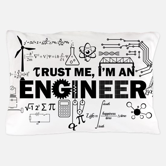 Gifts for Engineers Pillow Case