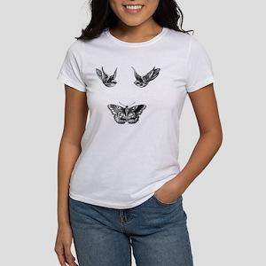 Harry Styles Tattoos Women's T-Shirt