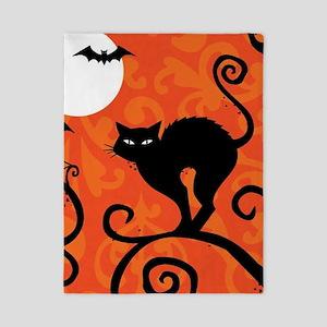 Halloween Cat Twin Duvet