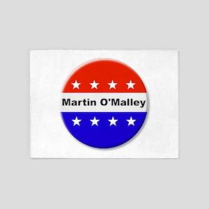 Vote Martin OMalley 5'x7'Area Rug