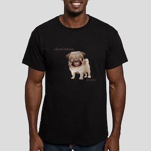 When God Made Pugs T-Shirt
