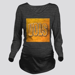 vols Long Sleeve Maternity T-Shirt