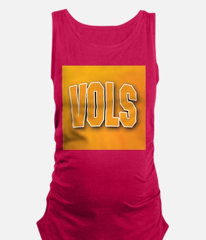 vols.jpg Maternity Tank Top