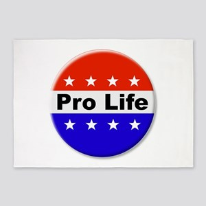 Pro Life 5'x7'Area Rug