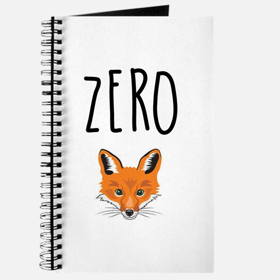 Zero Fox Journal