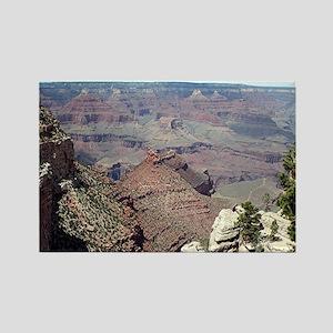 Grand Canyon South Rim, Arizona 3 Rectangle Magnet