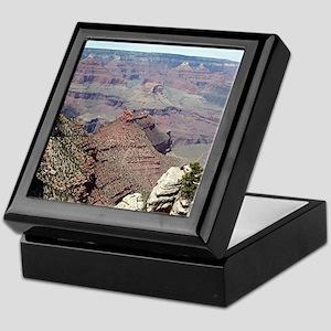 Grand Canyon South Rim, Arizona 3 Keepsake Box