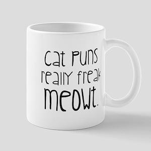 Cat Puns Mugs