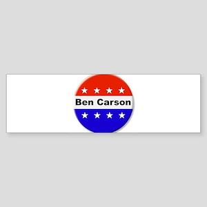 Vote Ben Carson Bumper Sticker