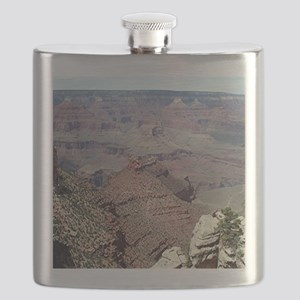 Grand Canyon South Rim, Arizona 3 Flask