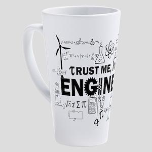 Gifts for Engineers 17 oz Latte Mug