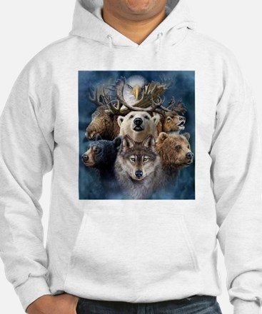Indian Spirit Guide Hoodie