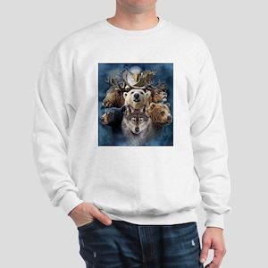 Indian Spirit Guide Sweatshirt