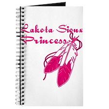 Lakota Sioux Princess Journal