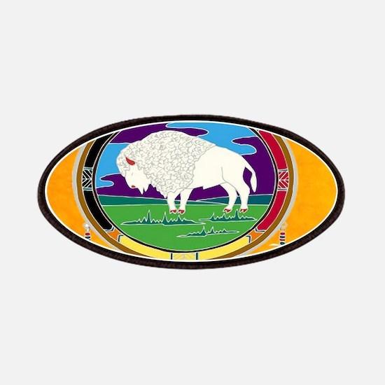 White Buffalo Patch