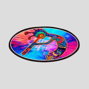 Rainbow Kokopelli 2 Patch
