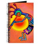 Lizard Kokopelli Sun Journal