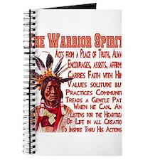 warrior-spirit-t-shirt Journal