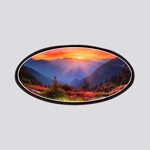 High Country Sunset Patch